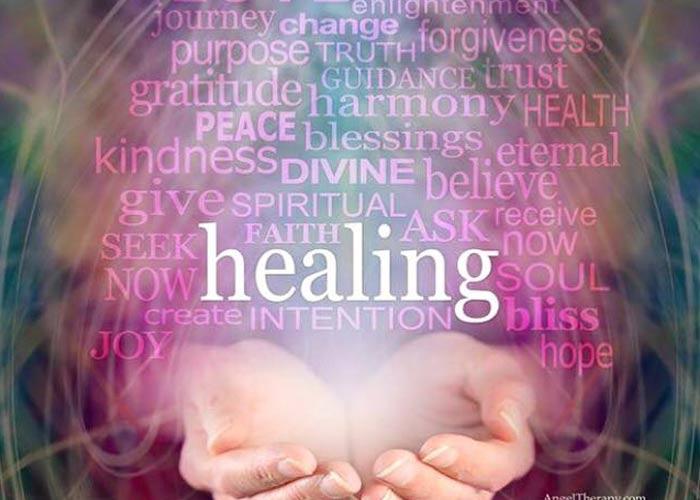 Healing | Petri de la Croix